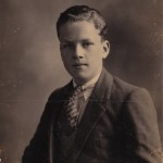 Aidan, aged 12