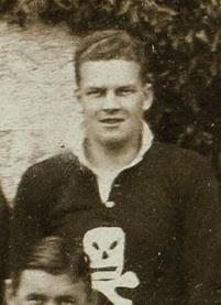 Aidan MacCarthy, UCC rugby team 1936